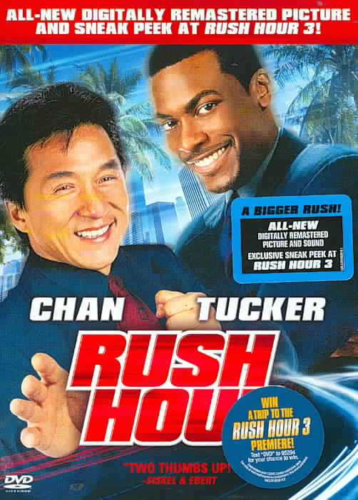 RUSH HOUR:SPECIAL EDITION BY CHAN,JACKIE (DVD)